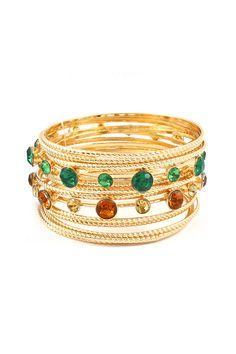 Capri Bracelet Set