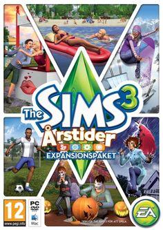 The Sims 3 Årstider (PC-Mac)