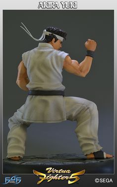 Virtua-Fighter-5-Akira-Yuki-Statue-First-4-Figures-08