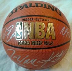 NBA All-Star 2014 Eastern Conference Team Signed Basketball:Amazon:Sports Collectibles