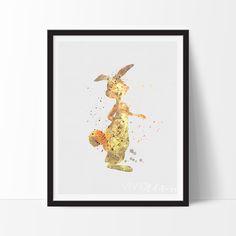 Rabbit, Winnie the Pooh
