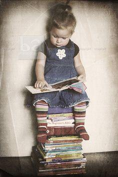books ~vintage by beth.armsheimer