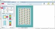 Design & Discover – Bed-Sized Quilts Using the Layout Libraries | The Electric Quilt Blog