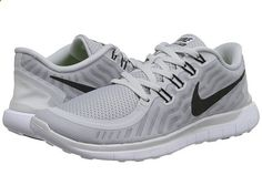 Nike Free 5.0 Pure Platinum/Wolf Grey/Cool Grey/Black - Zappos.com Free Shipping BOTH Ways