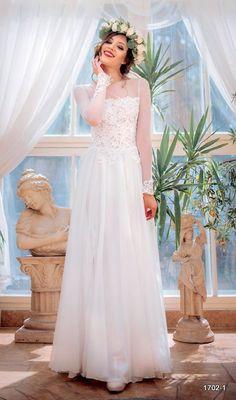 Suknie ślubne kolekcja 2016 Jasmin   Suknie ślubne Poznań - Pracownia Duda-Koprowska #wedding#dresses #najpiękniejszesuknie