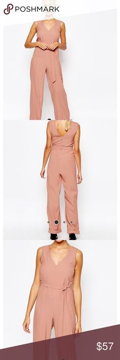 Spotted while shopping on Poshmark: NWT ASOS FASHION UNION JUMPSUIT! #poshmark #fashion #shopping #style #ASOS #Pants
