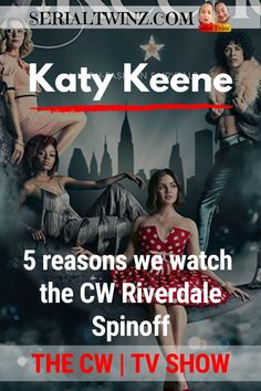 The post 5 reasons why you should watch The CW Katy Keene appeared first on SerialTwinz. The Cw Tv Shows, Newest Tv Shows, Archie Comics Characters, Ally Mcbeal, Comedy Tv Shows, Famous In Love, Crazy Ex Girlfriends, Grey Anatomy Quotes, Jane The Virgin