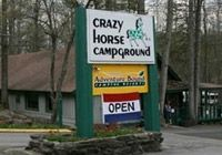 Crazy Horse Campground and RV Park in Gatlinburg Tennessee