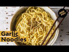 Garlic Noodles - YouTube
