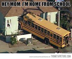 Hey mom…