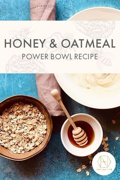 Mornings won't get off to better start than with our gluten-free power bowl, packed full of ingredients to boost your immune system and increase energy levels. The delicious recipe is over on the blog. Check out signing up to the newsletter too, as you'll get 20% off your first order. #honey #luxuryhoney #jarrahhoney #redgumhoney #nectahive #antimicrobialhoney #honeyrecipes Honey Recipes, No Dairy Recipes, Cooking Recipes, Healthy Recipes, Gluten Free Porridge, Gluten Free Oats, Breakfast Waffles, Free Breakfast, Australian Honey