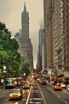 ilaurens:  New York City from Central Park South- By:Joey Lax-Salinas