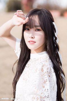 Yuju - Kpop idol G-friend Gfriend Album, Gfriend Yuju, Gfriend Sowon, Kpop Girl Groups, Korean Girl Groups, Kpop Girls, Extended Play, Sunrise Music, Sunrise Logo