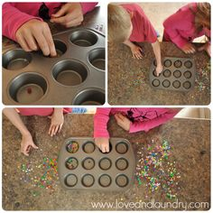 Melted Bead Keychains - Kid Craft Contributor