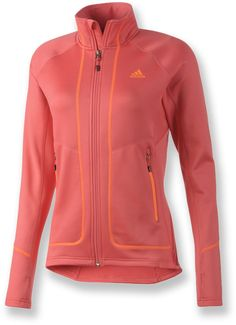 Adidas Female Terrex Swift Pordoi Fleece Jacket - Women's