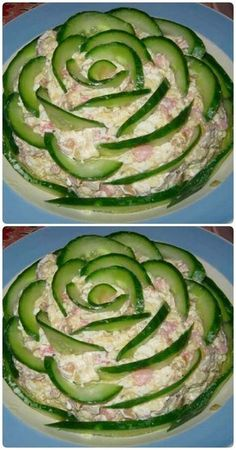 Cold Vegetable Salads Asian Tacos Salad Design Appetizer Salads Appetizers For Party Estonian Food Vinagrete Food Platters Hors D Oeuvre Food Carving, Food Garnishes, Food Platters, Meat Trays, Meat Platter, Veggie Tray, Vegetable Salads, Cooking Recipes, Healthy Recipes