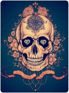 Skull and Diamonds