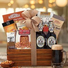 Root Beer Basket