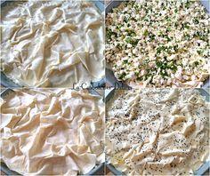 Bonjour tout le monde/Salam alaykoum Voici une recette de borek turc que l'on appelle peynirli börek qui veut dire tarte au fromage.J'ai préparé ce plat le dernier jour du Ramadan, histoire de finir en beauté hihihi C'est un plat populaire en turquie...