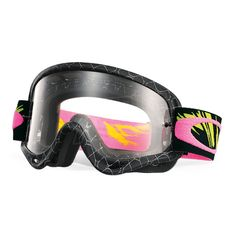 Oakley O Frame Goggles - Reaper Pink Green