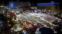 Weihnachtsmarkt ( chrismas market ) in NRW/ Essen-Germany