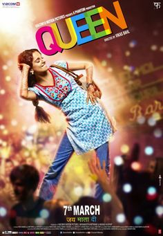 You'll die laughing watching this. An amazing journey of an ordinary Indian girl. Wonderful blend of both Hollywood and Bollywood style of cinematography