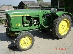 Old John Deere Tractors, Lanz Bulldog, Rubber Tires, Outdoor Power Equipment, Lawn Care, Antique, Tractors