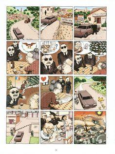 language of comics No Comment - s. 37