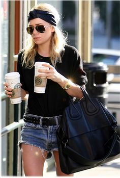 Outfit and starbs