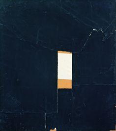 Pierrette Bloch —  Sans titre, 1969, Collage sur châssis,  68,5 × 61 cm
