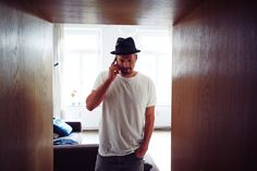 As a former bouncer and bartender, Niels Jäger has been romping through Munich's nightlife since he was a student. Bartender, Night Life, Lifestyle, Apartment Office, Kitchenette, Munich, Inspiration, Entrepreneur, Bathrooms