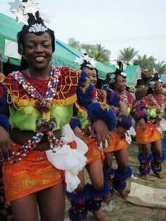 The Efik are an ethnic group located in southeastern Nigeria.'Efik' is also the name of their language. The actual origin of the Efik peopl. Nigerian Culture, African Culture, African History, African Tribes, African Countries, African Beauty, African Fashion, Afrocentric Clothing, Coloured People