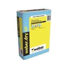 Argamassa Weber Dry KF - IMPERMEABILIZANTE - Leroy Merlin