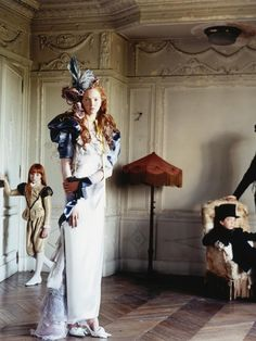 LILY COLE BY ARTHUR ELGORT