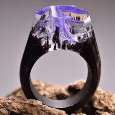 Así lucen los anillos más hipnotizantes del mundo