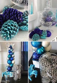 Glitter is one of the cutest things in the world, it can make anything sparkly and glamorous. But what can you really do with glitter? The possibilities are endless. Here we brought you these glitter project ideas you can make at home, to add the sparkly look to various objects.