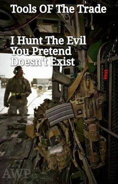 Infantry, may God generously bless and protect them as they serve!
