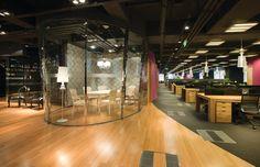 Inside JWT's Shanghai Offices