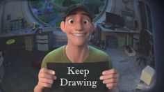Tadashi is so cool