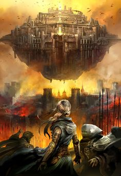 Malazan Book of the Fallen. Started reading it a few weeks back and it's a hard read but damn it's good