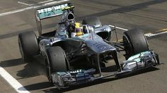 BBC Sport - Lewis Hamilton takes first Mercedes win in Hungary
