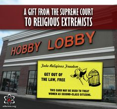 It's official! Any woman who shops at that crap-fest called Hobby Lobby is a self-hater. End of story.  - http://holesinthefoam.us/its-official-any-woman-who-shops-at-that-crap-fest-called-hobby-lobby-is-a-self-hater-end-of-story/