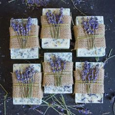 How to: Make Lavender Honey Lemon Soap
