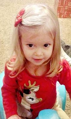 Brianna Florer, age two, died on Sunday at a hospital in Tulsa, Oklahoma, after…