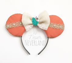 A personal favorite from my Etsy shop https://www.etsy.com/listing/509022223/moana-necklace-ears-moana-mickey-ears