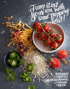 Cooking Light Magazine Lettering by Angela Southern, via Behance
