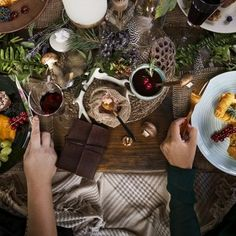 Wild style table setting Gaya line Wild Style, Natural Texture, Earthy, Concept, Shapes, Seasons, Tableware, Creative, Inspiration