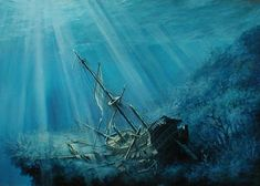 sunken ship - Google Search