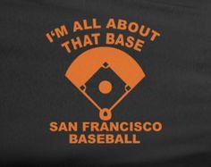 I'm All About That Bass Base Parody Shirt world series  SF San Francisco Giants Baseball World Series Tee Tshirt T-Shirt