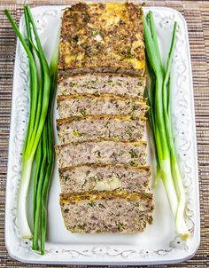 Romanian Food, Hungarian Recipes, Meatloaf, Asparagus, Cooking Recipes, Keto, Snacks, Vegetables, Healthy
